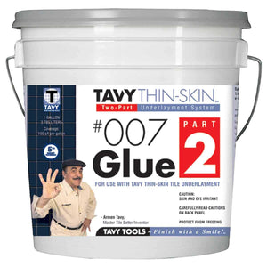 Tavy Thin Skin Glue - Gallon