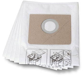 Fein 31345061010 Fleece Vacuum Filter Bags for 9-20-27 (5/pk)