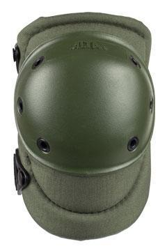 ALTA 50923.09 AltaPRO-S Tactical Knee Pads with Flexible caps - Olive Green