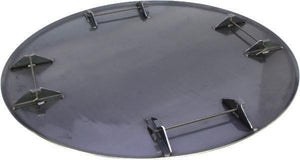 "Marshalltown 11272 Concrete 46"" Power Trowel Float Pan with 4 Safety Clips"