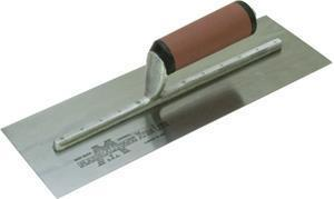 Marshalltown 12AD 14 X 4 1-2 Drywall Trowel-Straight Dura Soft Handle