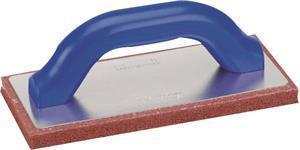 Marshalltown 14406 9 X 4 X 5-8 Coarse Cell Red Rubber Float