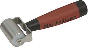 "Marshalltown 19602 Paint & Wall-Covering 2"" Flat SS Seam Roller-DuraSoft Handle"