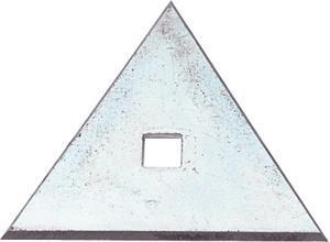 "Marshalltown 19693 Paint & Wall-Covering 3"" Triangle Blade"