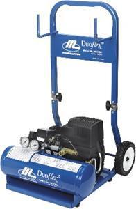 Marshalltown 16369 DuoFlex Air Compressor