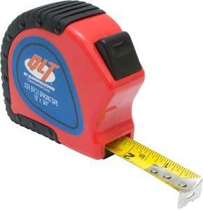Marshalltown 15096 Masonry & Bricklaying Canadian Spacing Residential Tape Measure - 16'