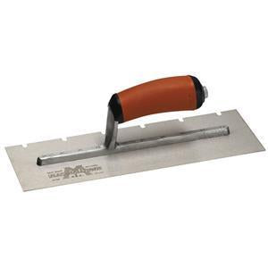 Marshalltown 15773 Exterior insulation and finish system Notch Trowel-3-16 X 11-32 X 1 51-64 U-Dura-Soft Handle