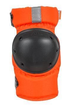 Alta Contour 52913.51 SAFETY Dual AltaLOK Knee Pads. Flexible Round, Black