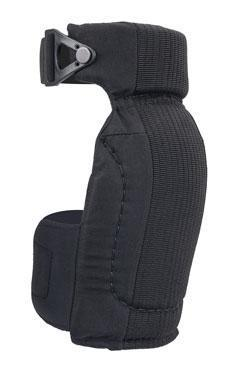 AltaCONTOUR 52920.00 Capless Black AltaLOK and Neoprene Strap Knee Pads