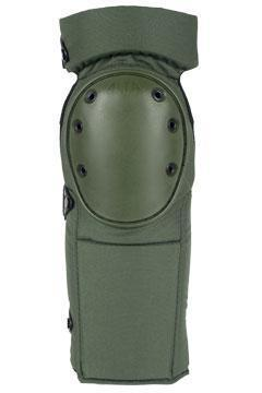 Alta Industries 53113.09 CONTOUR EXT Olive Green AltaLOK Knee and Shin Protectors