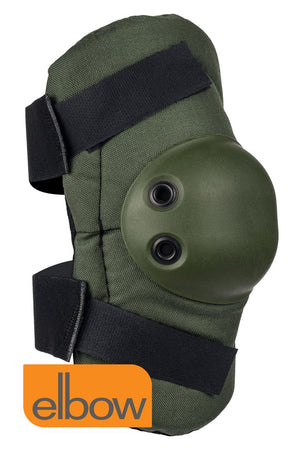 Alta Industries 53010.09 FLEX Elbow Pads Olive Green