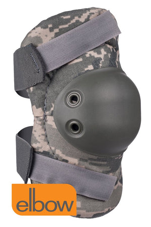 Alta Industries Tactical 53010-17 Alta FLEX Tactical Elbow Pads, ABU, Velcro