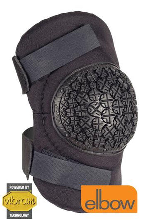 AltaFLEX-360 53030.00 Industrial Elbow Pads with VIBRAM Black