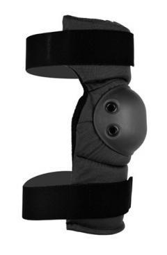 Alta Industries 53112.00 Tactical CONTOUR Elbow Pads Black