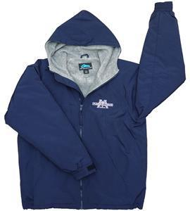 Marshalltown 17916 Tri-Mountain Navy Blue Conqueror Jacket-M