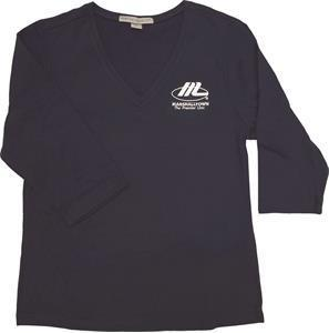 Marshalltown 17434 Misc. Navy V-Neck - XX-Large