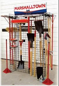 Marshalltown 26691 Asphalt Tool Display Rack