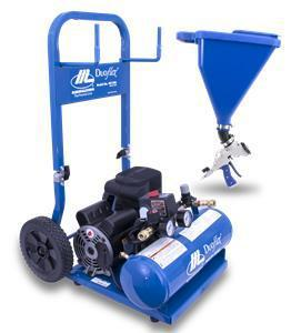 Marshalltown 28306 SharpShooter 2.1 w- Compressor