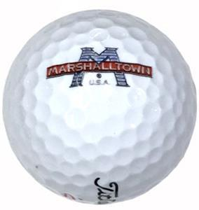 Marshalltown 17840 Miscellaneous Golf Balls (1 Dozen)