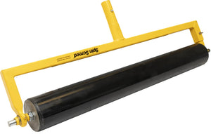 Marshalltown 28734 Spin Screed One Pervious Concrete Cross Roller