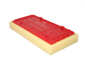 "RTC Products WBRL 7"" x 14"" Replacement Tile Grout Sponge Large"