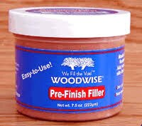 Woodwise Pre-Finished Wood Filler 3.oz Jar