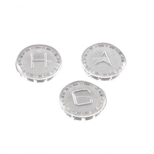 Hot/Cold/Diverter Index Buttons for Price Pfister/Midcor Faucets