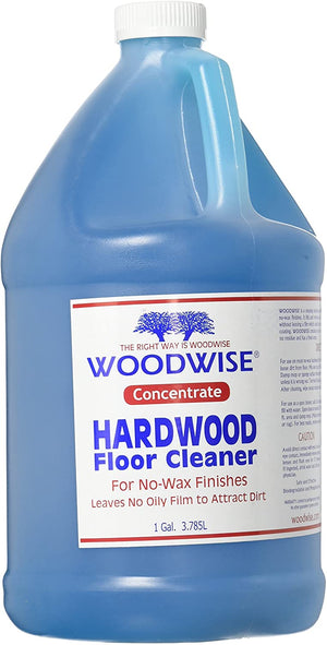 Woodwise C101 1 Gallon Concentrate No-Wax Hardwood Floor Cleaner