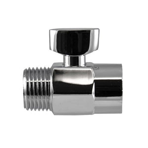 Shower Volume Control Valve in Chrome