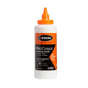 Keson 8GO 8 Oz. Glo-Orange Prochalk