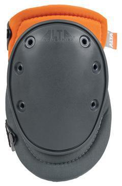 AltaFLEX 50413.50 Gray & Orange Flexible Cap AltaLOK Knee Pads