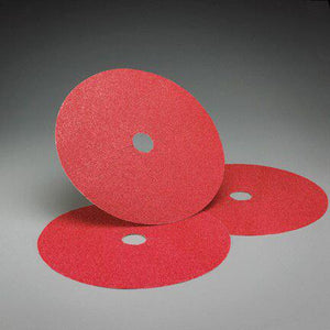 Norton Abrasives Red Heat Large Floor Sanding Disks 10 Pack