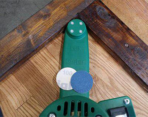 Lagler Flip Sander 100 Grit Flip Corner Attachment Sandpaper - LACD100 50 Per Box
