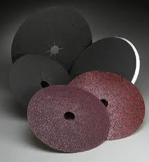 Norton Silicon Carbide H422 & S456 Large Diameter Floor Sanding Discs - 10 Per Pack