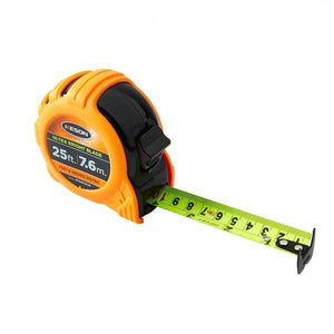 Keson PG181025UB Ultra Bright Blade 25ft. Measuring Tape