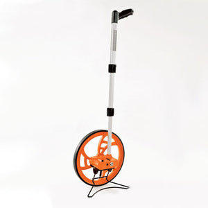 Keson RR318N 3' Professional Wheel W-Telescoping Handle Measures Feet & Inches