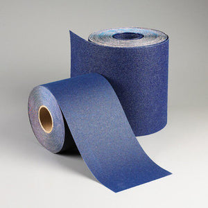 Norton Blue Fire Floor Drum Sanding Sandpaper Rolls - H831 Paper