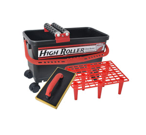 RTC Products WBHR High Roller Grout Wash Bucket