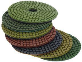 Barwalt Diamond Wet Polishing Pad 150 Grit