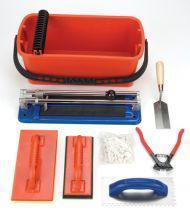 Barwalt 74000 Ceramic Tile Handyman Installation Kit