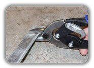 Midwest Snips MWT-SS6716R Special Hardness - Forged Aviation Snip - Regular Right Cut