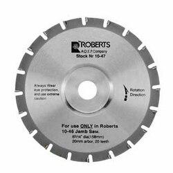 Super Jamb & Undercut Saw Replacement Blade 6-3-16 Inch