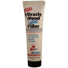 Miracle Wood Latex Filler 3-½-fl. oz. tube