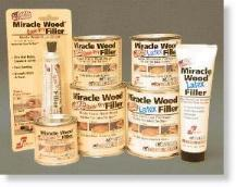 H.F. Staples Miracle Wood Latex Filler 8 Oz 3 Pack