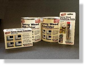 Epoxy Wood Rebuilder Gallon