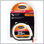 Keson PGPRO1812V 12' x 5-8 inch Measuring Tape  FT, 1-8, 1-16 Pro Case