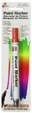 Paint Marker - Yellow - 1-3 Fl.oz