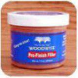 Woodwise PF955 Pre-Finished Wood Filler - 7.5 oz. Brazilian Cherry Tone