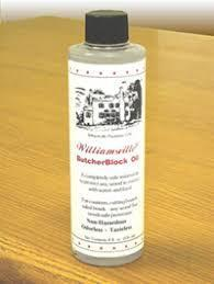 Williamsville Wood Butcher-block Oil 16 oz