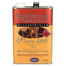Waterlox TB5284P Original Sealer Finish Pint